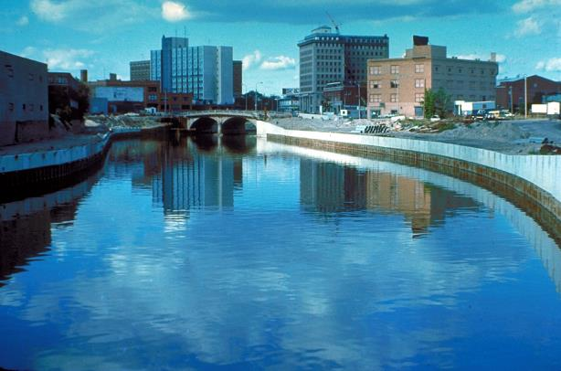 The Flint River. (Image via Wikimedia Commons).