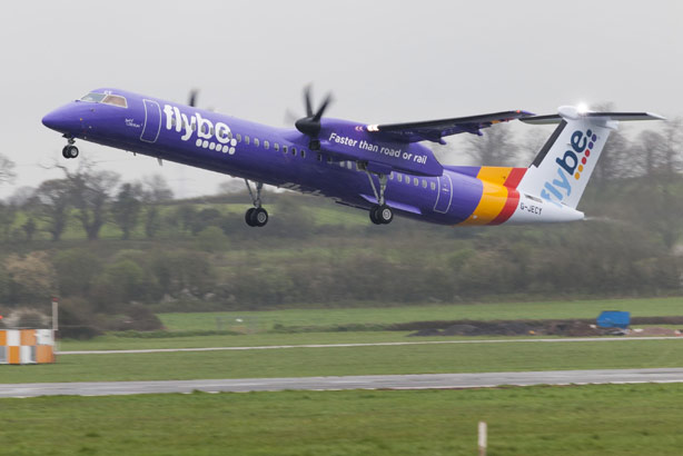Flybe: Instinctif is among agencies invited to pitch