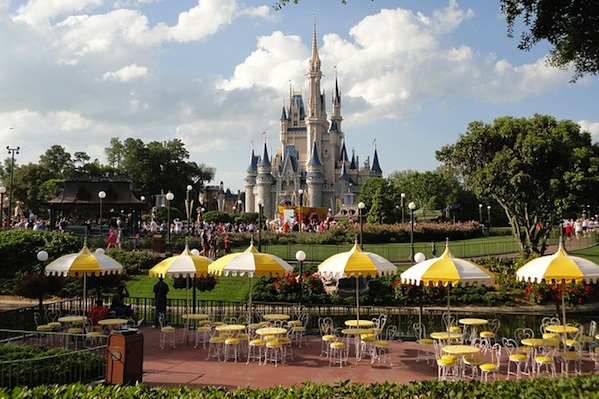 Disney World. Disney's COO Thomas Staggs has stepped down.