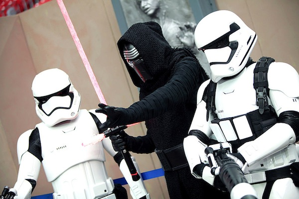 Star Wars has revived toymaker Hasbro's fortunes (Gage Skidmore/Wikimedia Commons)