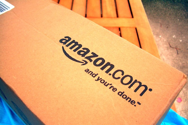 Amazon's marketplace is facing its own rising counterfeiting problem. (Mike Seyfang/Flickr)