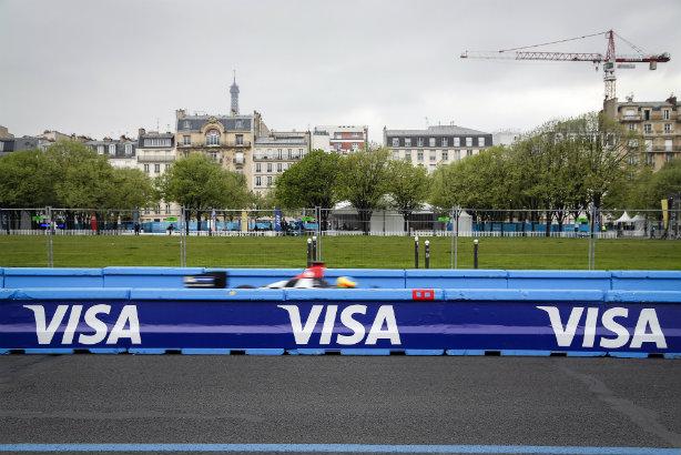 Formula E: Last month's race held in Paris