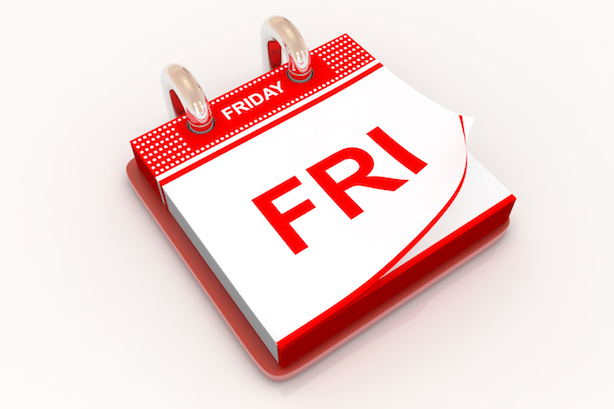 5 things for PR pros to know on Friday morning