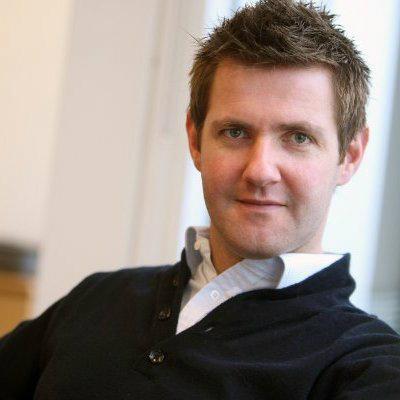 James Crampton: Corporate affairs director at Merlin Entertainments
