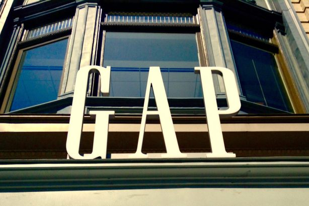 Gap storefront, image via Mike Mozart/Flickr
