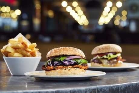 Gourmet Burger Kitchen: Has 60 restaurants across the UK