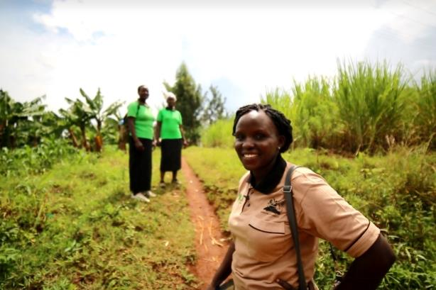 Photo of Mercy Owuor, provided by GE Healthcare