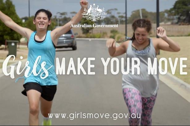 Instagram stars were paid thousands to front Australian Health Department's Girls Make You Move campaign