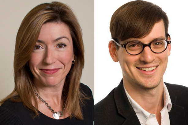 Hilary Douglas and Chris McCrudden: Joined Golin as directors in the corporate team