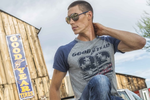 Goodyear: The global manufacturing company launches its UK lifestyle range next month