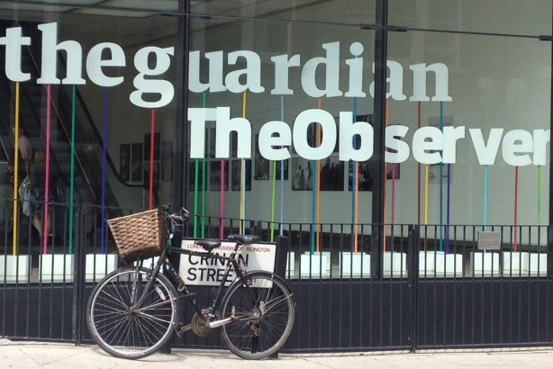 The Guardian: Most popular UK newspaper site on Twitter with more than 390,000 tweets per week