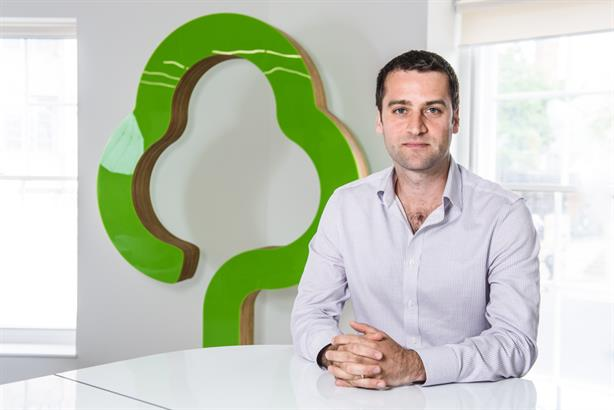 Gumtree head of PR Fergus Campbell