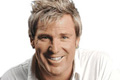 Warne: celebrity endorser