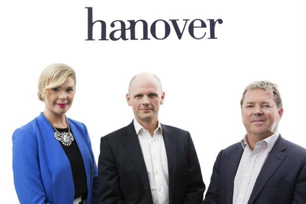 (L-r) Piek, Summers and Berens - Hanover ME's leadership team