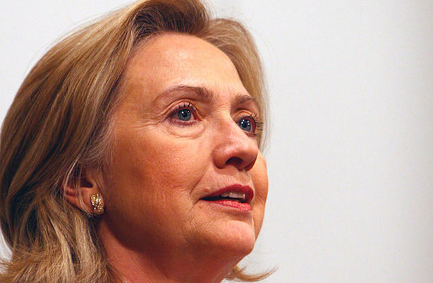 Hillary Clinton did not have an official email address during her time as secretary of state.
