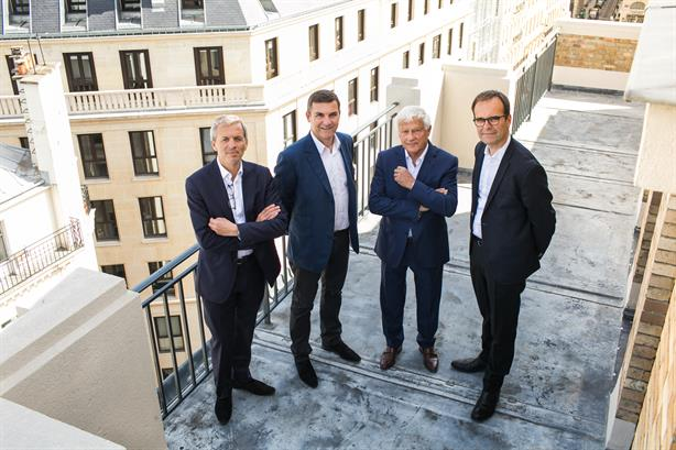 Entente Cordiale: Senior team at Hopscotch plan link up with Sopexa and Comexposium