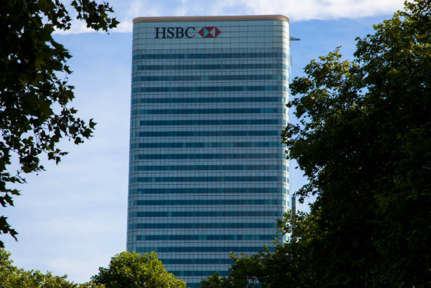 HSBC's London HQ: Multimedia storytellers welcome here
