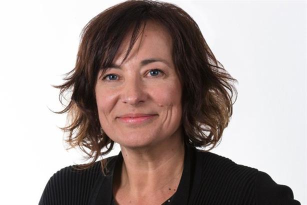Michelle Hutton, global chair of consumer marketing, Edelman