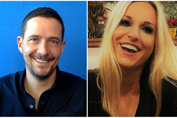 Top judges: Sam Hodges of Twitter and Coca-Cola's Laura Misselbrook are among the chairs