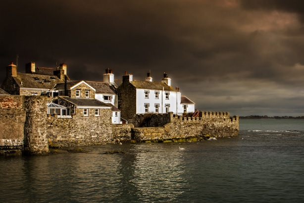 PR brief ahoy - Castletown, Isle of Man (Credit: Claire via Flickr)