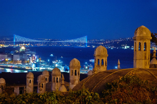 Istanbul: Edelman Turkey's base (Credit: Moyan Brenn via Flickr)