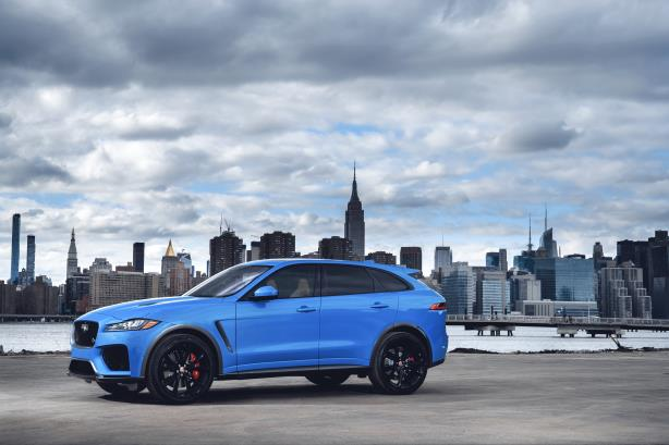 MAHWAH, NJ: Jaguar Land Rover Has Named Stuart Schorr As VP Of  Communications In North America, A Newly Created Position.