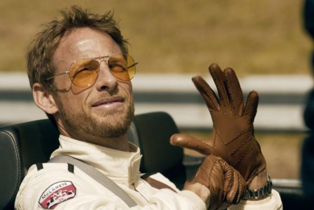 Jenson Button: One of the faces of Johnnie Walker's new global campaign