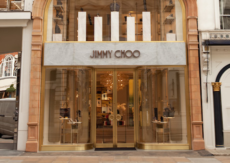 Jimmy Choo: Working with Montfort Communications for its forthcoming IPO