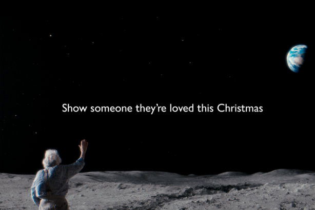 John Lewis' festive offering was the subject of much speculation ahead of lift-off