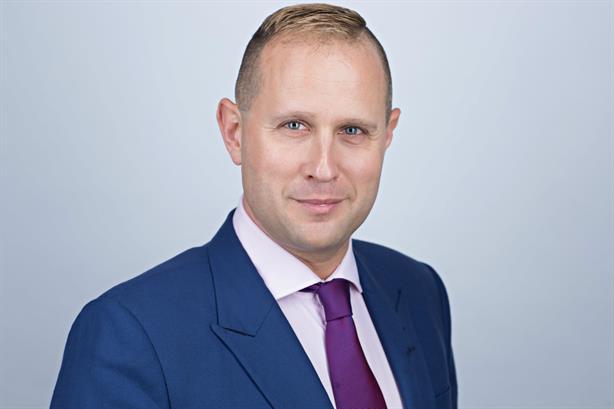 Joel Ivory-Harte: joined Telegraph Media Group in June