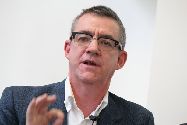 John McTernan: Has joined WPI as an associate
