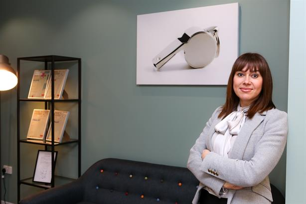 Sarah Kent: Whistle PR MD plans to introduce new services following MBO