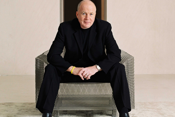 Kevin Roberts: On leave after comments on gender diversity (credit: Saatchi & Saatchi)