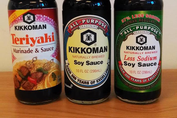 Image via the Kikkoman's Kitchen Facebook page