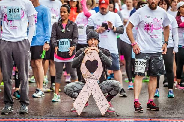 The Komen Columbus Race for the Cure. (Image via Facebook).