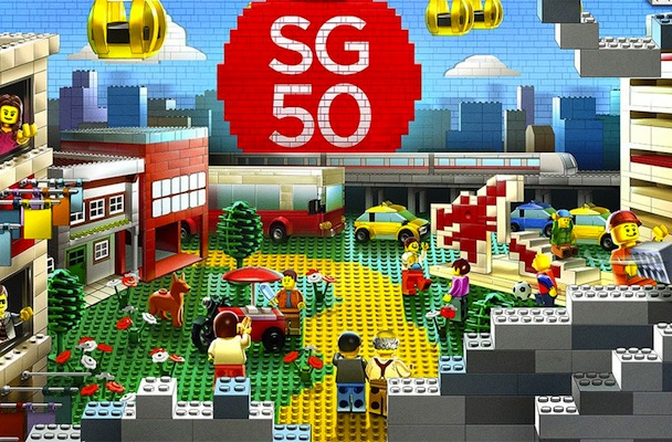 Brands are seeking to capitalise on the SG50 celebrations
