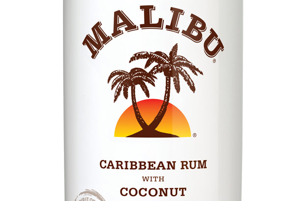 Malibu rum: targeting 18- to 24-year-olds (Credit: Pernod Ricard)