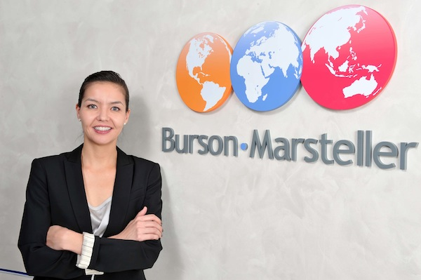 "Margaret Key: ""We will embrace what Burson is known for and strengthen it in an area where are not so well known, and that is digital."""