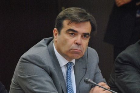 Margaritis Schinas: Former MEP gets top EC comms role