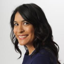 Laura Marquez. (Image via LinkedIn).