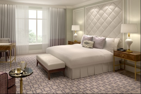 Marriott Park Lane: Luchford APM to promote hotel's relaunch