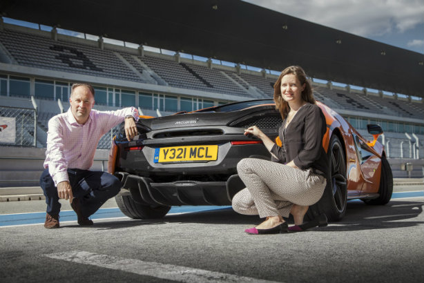 Forrester and Gilbey: new hires at McLaren