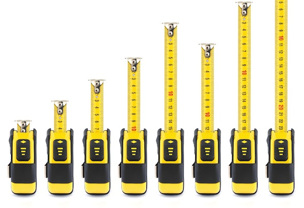 ranked the sophistication of digital measurement at 4 out of 10
