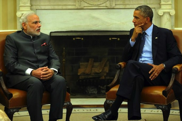 Narendra Modi may have a harder time in the US on this latest trip. (Narendra Modi/Flickr)