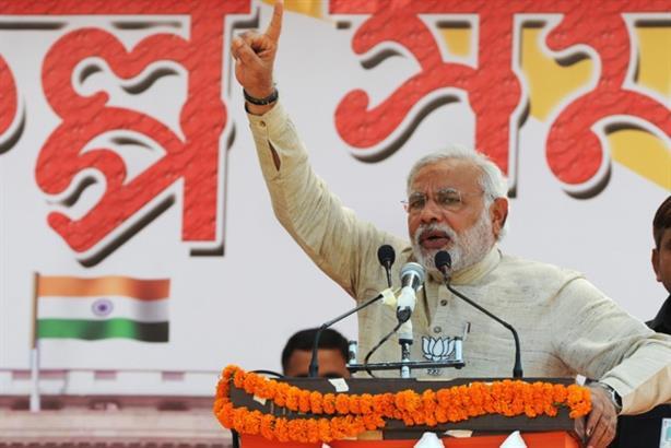 Narendra Modi has run a spirited PR campaign in this election