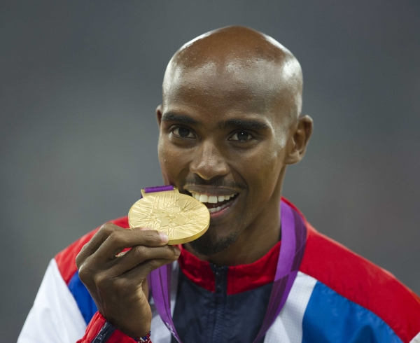 Mo Farah: Olympic athlete faces media scrutiny
