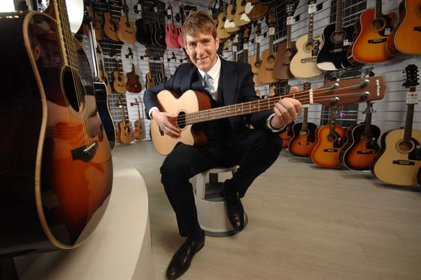Andrew Wass: Gear4music founder targets expansion