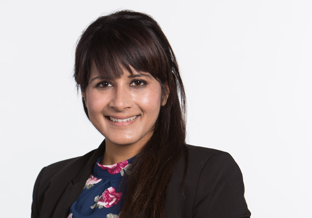 Naushabah Khan of Curtin is standing in Rochester and Strood