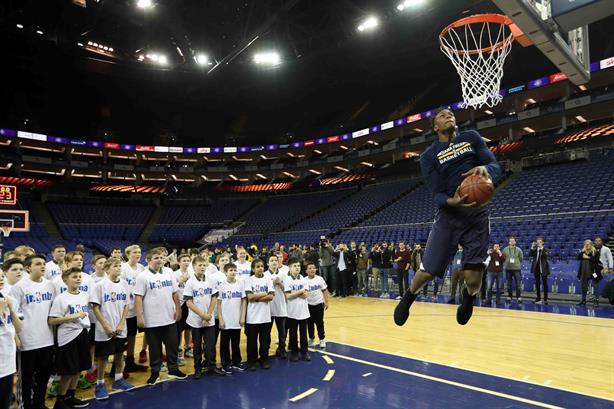 Pitch Marketing retained as NBA's PR agency in Europe and Middle East