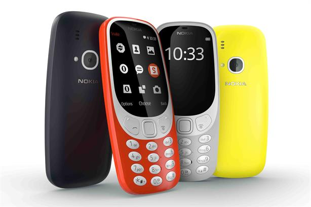 Nokia's new 3310 is due to launch in the UK in Q2
